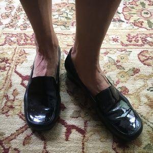 Anne Klein Shoes - Anne Klein Black Loafers